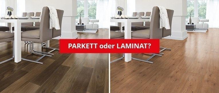 Laminat Parkett Unterschied parkett oder laminat ein ratgeber vom holzfachhandel